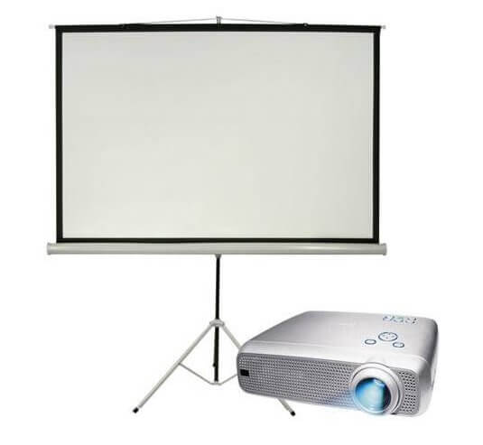 Projector Hire London & Surrey Fusion Sound and Light