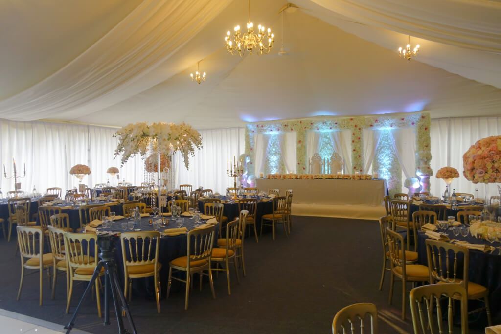 Pipe & Drape Hire - London & Surrey