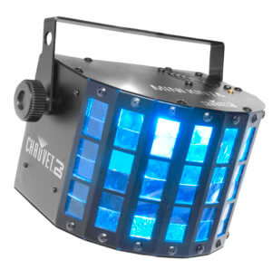 Chauvet Mini Kintra Lighting Effect Hire London & Surrey