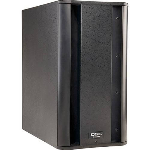 QSC Ksub Subwoofer Hire London & Surrey - Fusion Sound & Light