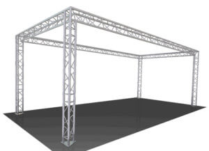 Truss Structure hire London & Surrey - Fusion Sound & Light