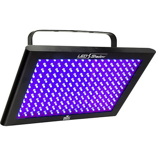Chauvet LED Shadow UV Backlight Hire London & Surrey - Fusion Sound & Light