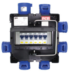 Power Distribution Hire London & Surrey - Fusion Sound & Light