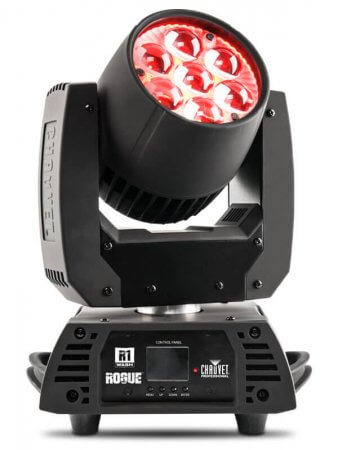 Chauvet Rogue R1 Wash Moving Head Hire - Fusion Sound & Light