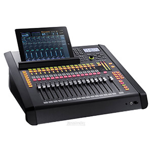 Roland M-200i Digital Mixing Desk Hire Fusion Sound and Light