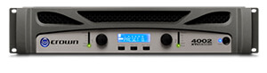 crown xt14002 amplifier hire