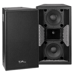 ohm trs 212 Speaker Hire London & Surrey Fusion Sound and Light