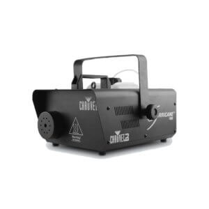 Chauvet Hurricane 1600 Fog/Smoke Machine Hire - Fusion Sound & Light