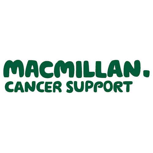 macmillian. cancer support logo