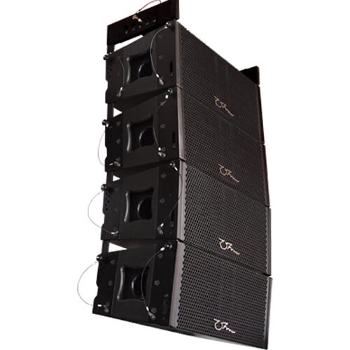 OHM Vela Line Array Hire - Fusion Sound & Light