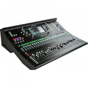 Allen & Heath SQ5 Hire London & Surrey - Fusion Sound & Light