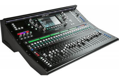 Allen and Heath SQ5 Digital Mixing Desk Hire Fusion Sound and Light