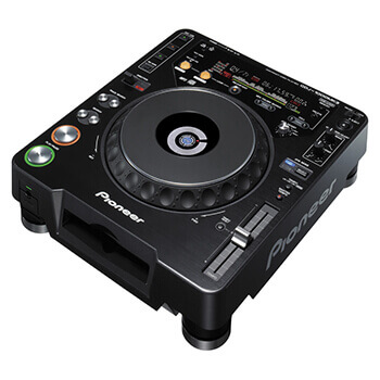 Pioneer CDJ 1000 CD Player Hire London Surrey Kent Fusion Sound and Light 01