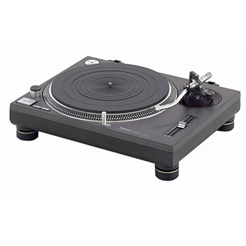 Technics SL1210 Turntable Hire London Surrey Kent Fusion Sound and Light