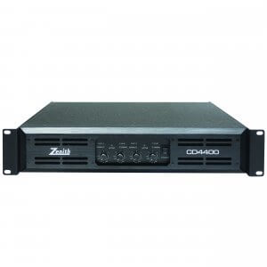 CD 4400 Power Amplifier Hire - Fusion Sound & Light