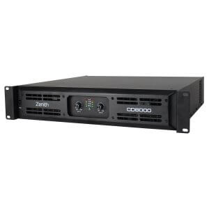 CD 8000 Power Amplifier Hire - Fusion Sound & Light .jpg