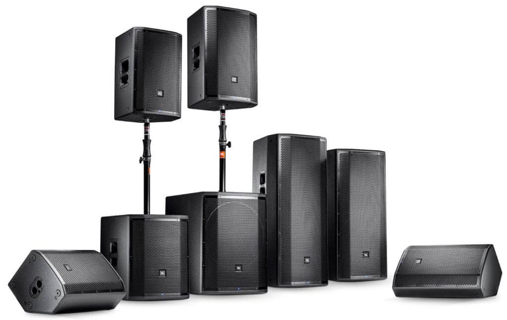 PA System Hire London & Surrey - Fusion Sound & Light