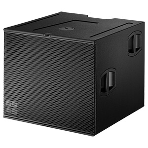 DB Audio V-GSUB Subwoofer Hire Fusion Sound & Light