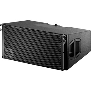 DB Audio V8 Speaker Hire Fusion Sound & Light