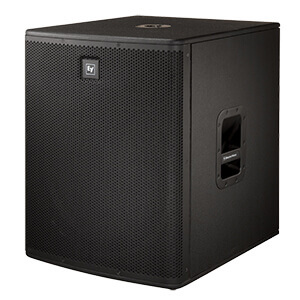 EV ELX ELX118P Subwoofer Hire London & Surrey