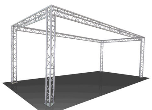 Truss Structure Hire Fusion Sound & Light