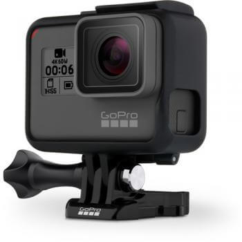 GoPro Hero6 Black Hire - Fusion Sound & Light