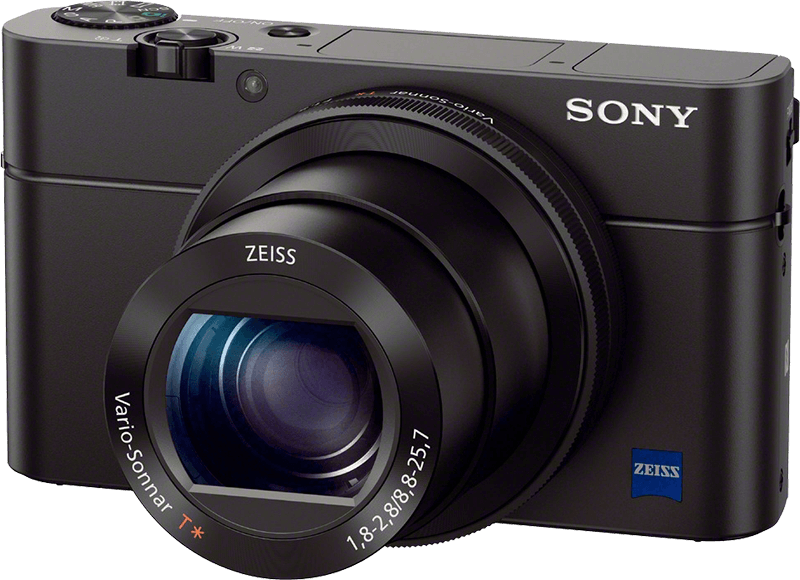 Sony DSC-100RX100 III Hire - Fusion Sound & Light